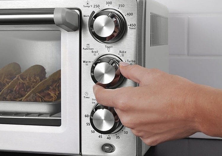 Adjusting Temperature On Oven