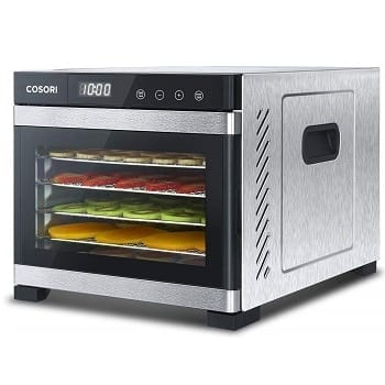 COSORI Premium Stainless Steel Food Dehydrator Machine