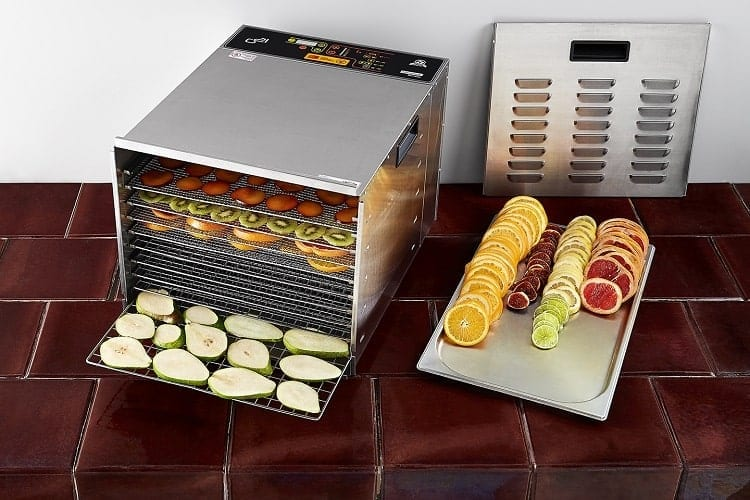 Using Food Dehydrator