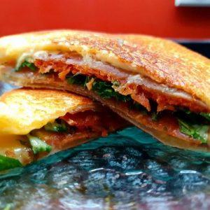 spanish bikini sandwich