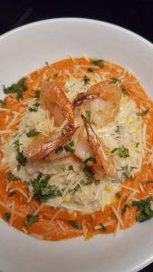 Lemon Garlic Shrimp