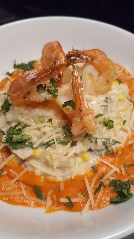 Lemon Garlic Shrimp | Getmecooking.com