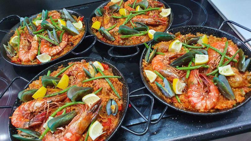 Paella Mixta | Getmecooking.com