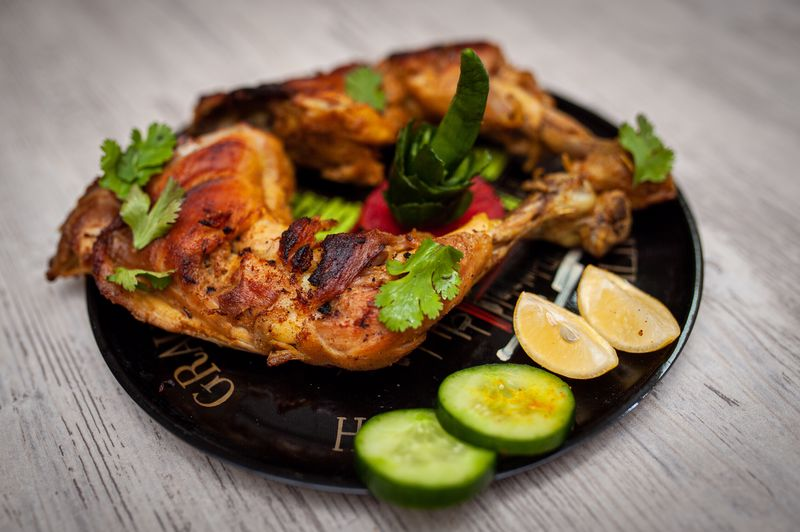 Tandoori Chicken | Getmecooking.com