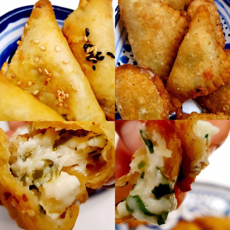 Fried Samosa| Getmecooking.com
